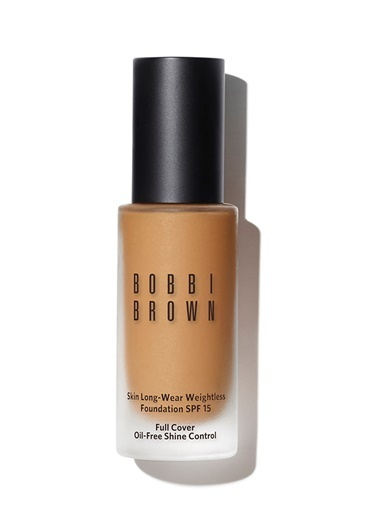 Bobbi Brown Skin Long Wear Weightless Foundation Spf 15- Golden Natural 30 ml Fondöten Renksiz